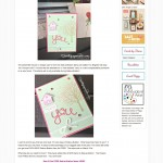 Pretty Paper Cards – Peggy Noe Independent Stampin' Up! Demonstrator