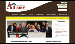 Alliance LLC – Alliance, LLC is a collaborative enterprise that enables financial institutions to partner in taking control of their vendor management.